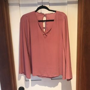 Lush (Nordstrom) cross front top
